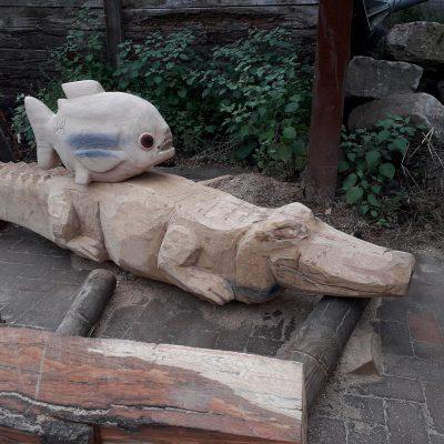 2020 Krokodil & Piranha Dante
